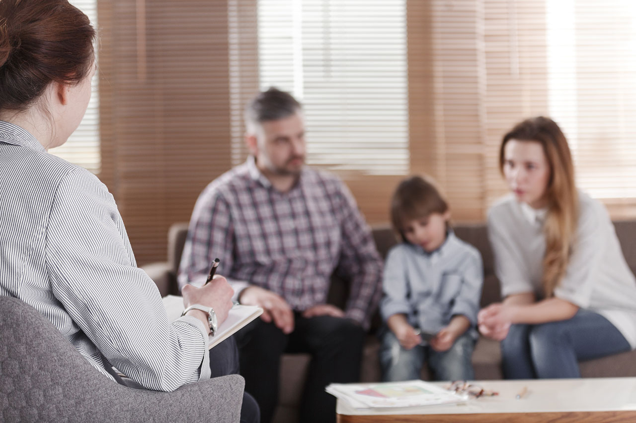 Clarity Health Family Therapy Substance Use Disorder