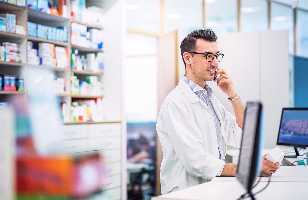 Pharmacy Clarity Health Opioid Crisis